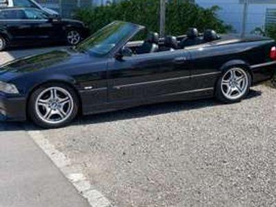 gebraucht BMW 328 Cabriolet 3er-Reihe Cabrio (E36) Exclusiv-Edition
