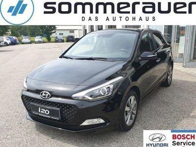 gebraucht Hyundai i20 1,4 CRDI Premium