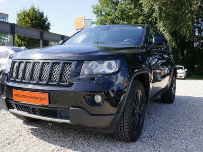 gebraucht Jeep Grand Cherokee 3,0 Overland Summit CRD LUFT ACC Schiebedach
