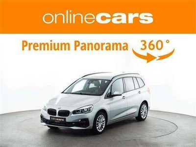 gebraucht BMW 216 2er-Reihe i GT Sport Line LED 7-SITZE GARANTIE-BIS-21 ... Kombi / Family Van