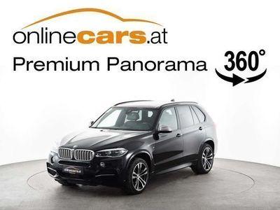 gebraucht BMW X5 M50d Aut. M-Paket LED RFK NAVI STANDHZG MEGAVOLL