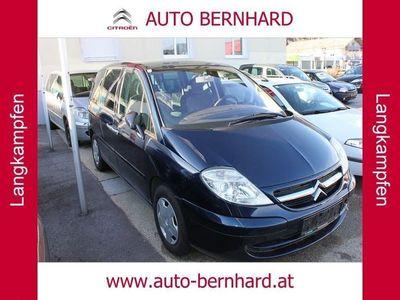 gebraucht Citroën C8 2,0 HDi 16V Business, 107 PS, 5 Türen, Schaltgetriebe