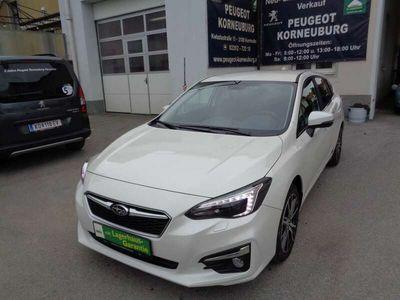 gebraucht Subaru Impreza 2,0i e-Boxer Style Navi AWD Hybrid CVT Aut