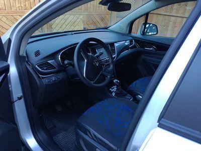 gebraucht Opel Mokka X Mokka1.4 Turbo ecoflex Edition Klein-/ Kompaktwagen