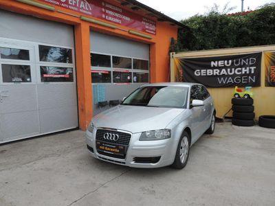 gebraucht Audi A3 Sportback Attraction 1,9 TDI*TOPZUSTAND*KREDITMÖGLICH*