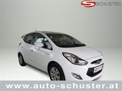 gebraucht Hyundai ix20 1,4 Europe + Klimaautomatik