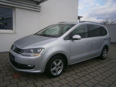 gebraucht VW Sharan Comfortline BMT 2,0 TDI DPF Kombi / Family Van