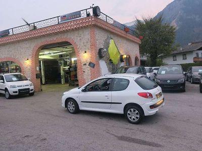 gebraucht Peugeot 206 1,4 HDI 70 Klein-/ Kompaktwagen