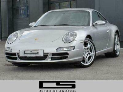 gebraucht Porsche 911 Carrera 4 997 Coupé*erst 51000km*