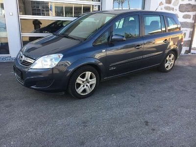 brugt Opel Zafira 1,9 CDTI Edition 111 Jahre DPF Kombi / Family Van,