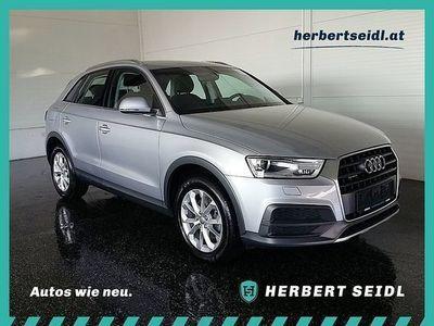 used Audi Q3 2,0 TDI Design quattro *XENON / NAVI*