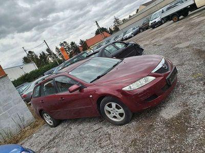 gebraucht Mazda 6 Sport Combi CD120 Evolution II TD Kombi / Family Van