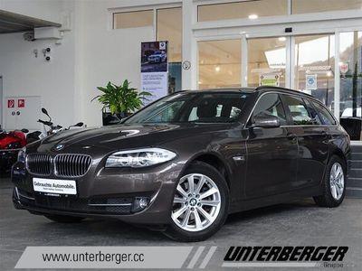gebraucht BMW 520 d / Navigation / Xenon / Automatik / Oe-Paket