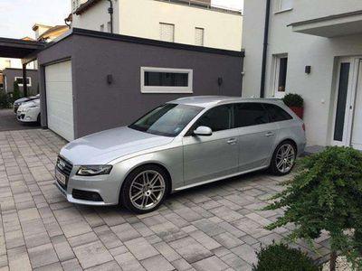 gebraucht Audi A4 Avant 2,0 TDI Sport Edition DPF Aut.