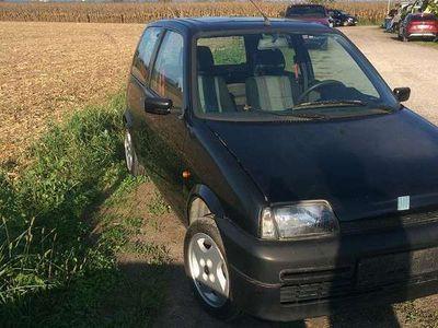 gebraucht Fiat Cinquecento Sporting Klein-/ Kompaktwagen