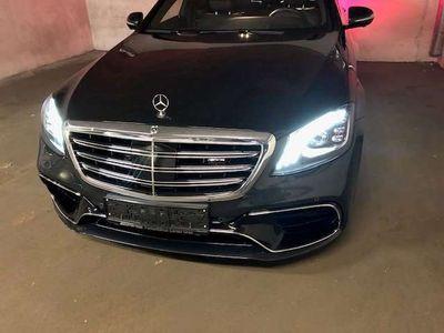 gebraucht Mercedes S63 AMG S-Klasse4Matic Plus Limosine Limousine
