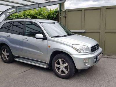 gebraucht Toyota RAV4 2,0 VVT-i 4WD
