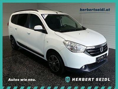 gebraucht Dacia Lodgy Lauréate dCi 90 **7-SITZER!** Kombi / Family Van,