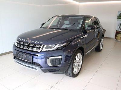 gebraucht Land Rover Range Rover evoque HSE 2,0 TD4 Aut. SUV / Geländewagen,