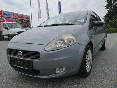 brugt Fiat Grande Punto 1,3 16V ***Export*** Klein-/ Kompaktwagen,