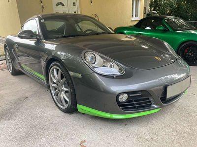 gebraucht Porsche Cayman 3,4 S II Sportwagen / Coupé