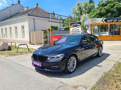 gebraucht BMW 730L d VOLLAUSSTATTUNG/ FINANZIERUNG/ MASSAGE/ SD