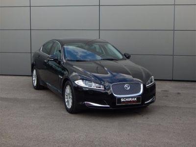 gebraucht Jaguar XF 2,2 Luxury