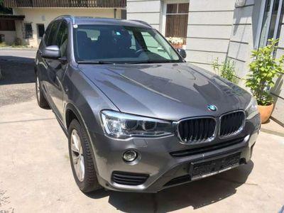 gebraucht BMW X3 xDrive 20d 24-monatige Garantie SUV / Geländewagen