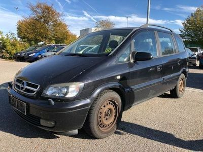 brugt Opel Zafira Sportsline 2,0 16V DTI