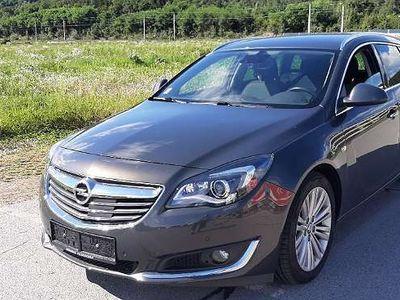 gebraucht Opel Insignia Sports TOURER SW 2.0 Kombi / Family Van
