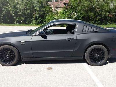 gebraucht Ford Mustang 3.7 v6 Unfallfrei Top Zustand Sportwagen / Coupé