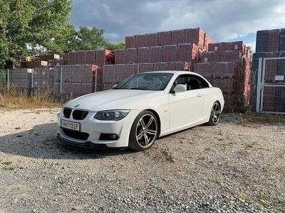 gebraucht BMW 320 Cabriolet 3er-Reihe d M-Paket / Roadster