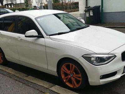 gebraucht BMW 118 1er-Reihe d Limousine