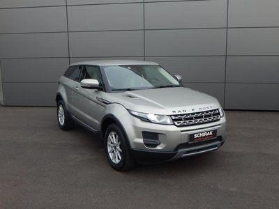 gebraucht Land Rover Range Rover evoque Dynamic 2,0 Si4 Aut. Sportwagen / Coupé,