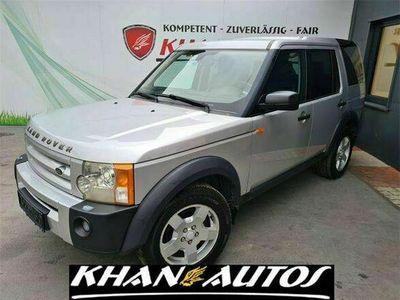 gebraucht Land Rover Discovery 2,7 V6 Diesel AT *Xenon*Leder*