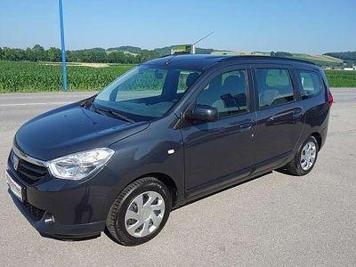 gebraucht Dacia Lodgy Lauréate 1,6 MPI 85 Kombi / Family Van,