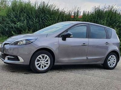 gebraucht Renault Scénic Energy dCi 110 Limited Kombi / Family Van