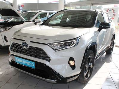 gebraucht Toyota RAV4 2,5 Hybrid Style AWD mit DAP u. Winterpaket!