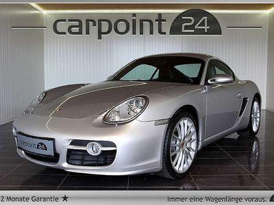gebraucht Porsche Cayman S 3.4 / HANDSCHALTER / GARANTIE