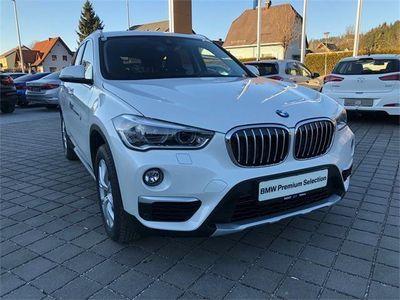 gebraucht BMW X1 xDrive18d