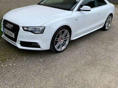 gebraucht Audi A5 Quattro, S-Line, Top Zustand Sportwagen / Coupé