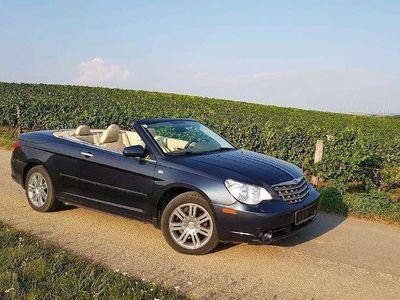 gebraucht Chrysler Sebring Cabriolet Cabrio / Roadster