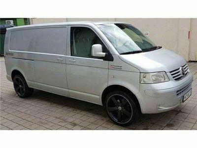 "gebraucht VW Transporter T5 LR 2,5 TDI DPF*Navigation*20""Alu*"