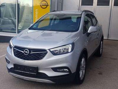 gebraucht Opel Mokka X 1,6 CDTI Active Start/Stop System
