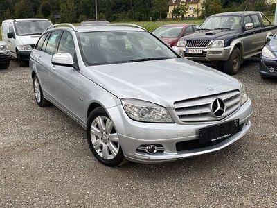 gebraucht Mercedes C220 C-Klasse monatlich ab € 139,- möglichT Avantgarde CDI Aut. Kombi / Family Van
