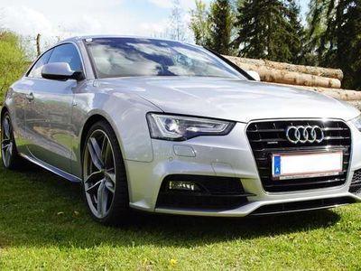 gebraucht Audi A5 Coupé2,0 TDI quattro sline innen & außen
