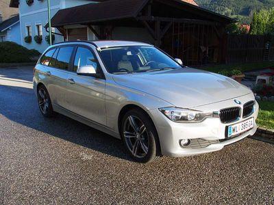 gebraucht BMW 320 3er-Reihe d Touring Kombi / Family Van