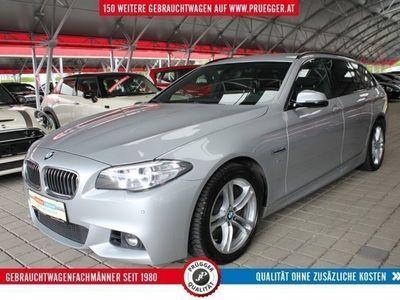 usata BMW 520 d xDrive Touring M-SPORTPAKET Automatik