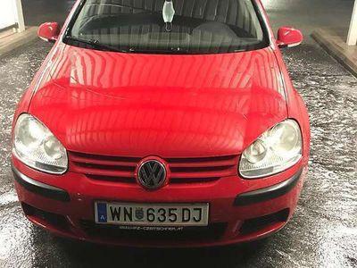 gebraucht VW Golf V 1.9TDI 4motion Klein-/ Kompaktwagen