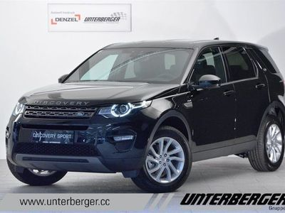 gebraucht Land Rover Discovery Sport Discovery Sport 2,0TD4 150 SE A